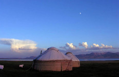 Kyrgyzstan yurts - photo by Kirsten Koza