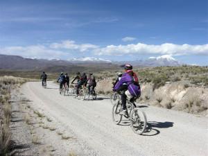 mountain bike adventure - Peru - photo by Kirsten Koza