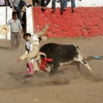 Bullfight in Peru photo by Kirsten Koza
