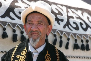 Kyrgyzstan nomad - photo provided by Travel Experts for Writers' Expeditions