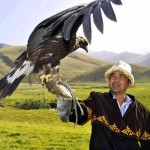 Writers' Expeditions - Kyrgyz eagle hunter