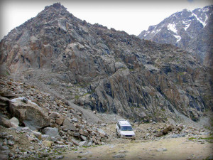 Writers' Expeditions Kyrgyzstan 4x4 and photography adventure