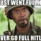 TheBlot never go full hitler