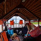 Aboard Dawn on the Amazon, Peru. (Photo by Kirsten Koza)