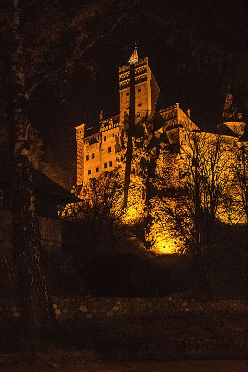 "Bran Castle, ""Dracula's Castle,"" (Photo by Christopher Campbell)"