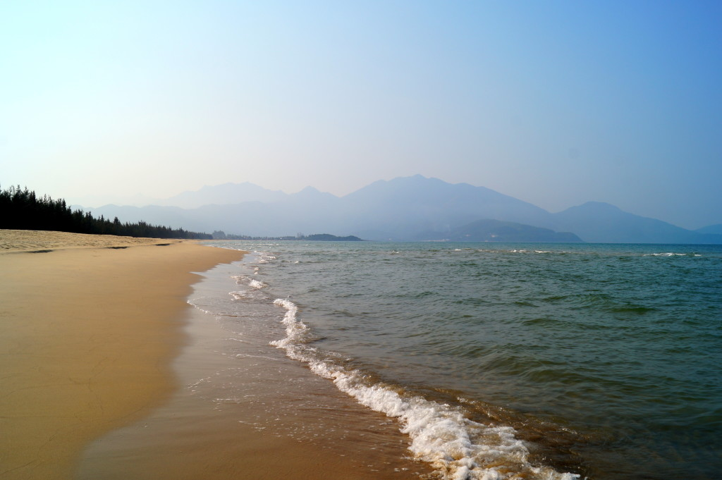 Red Beach, Vietnam. (Photo by Kirsten Koza, Writers' Expeditions)