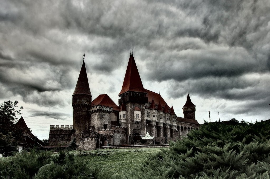 Corvin Castle (photo provided to Writers' Expeditions by our guide)