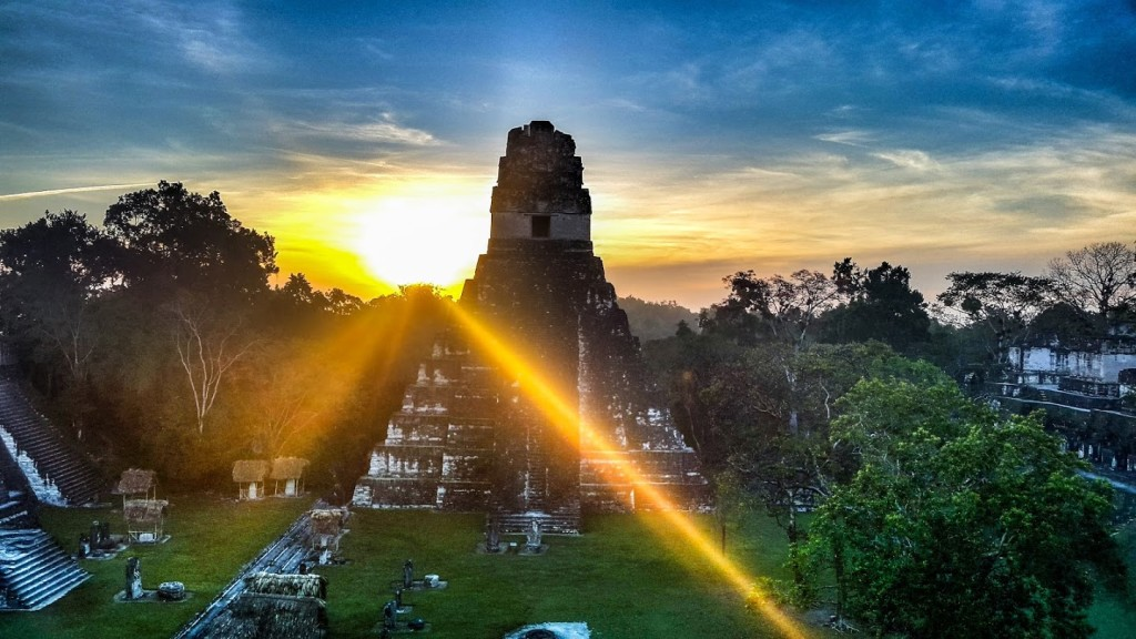 Tikal, Mayan ruins, Guatemala. (photo by Juliana Skaggs)