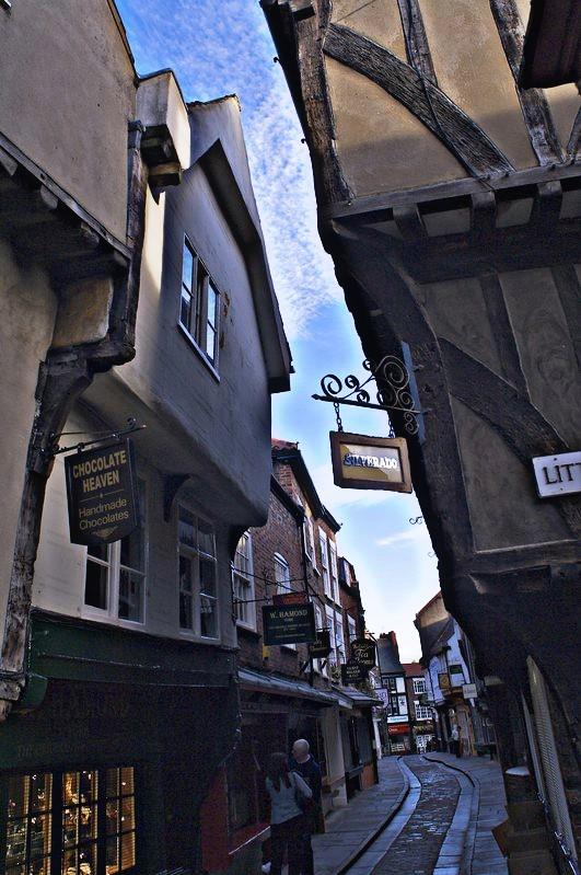 York, Shambles