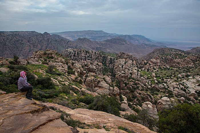 Dana reserve, Jordan. (Photo by Christopher Campbell, Writers' Expeditions)