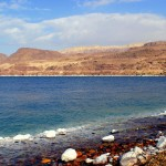 Dead Sea, Jordan. (Photo by Kirsten Koza, Writers' Expeditions)