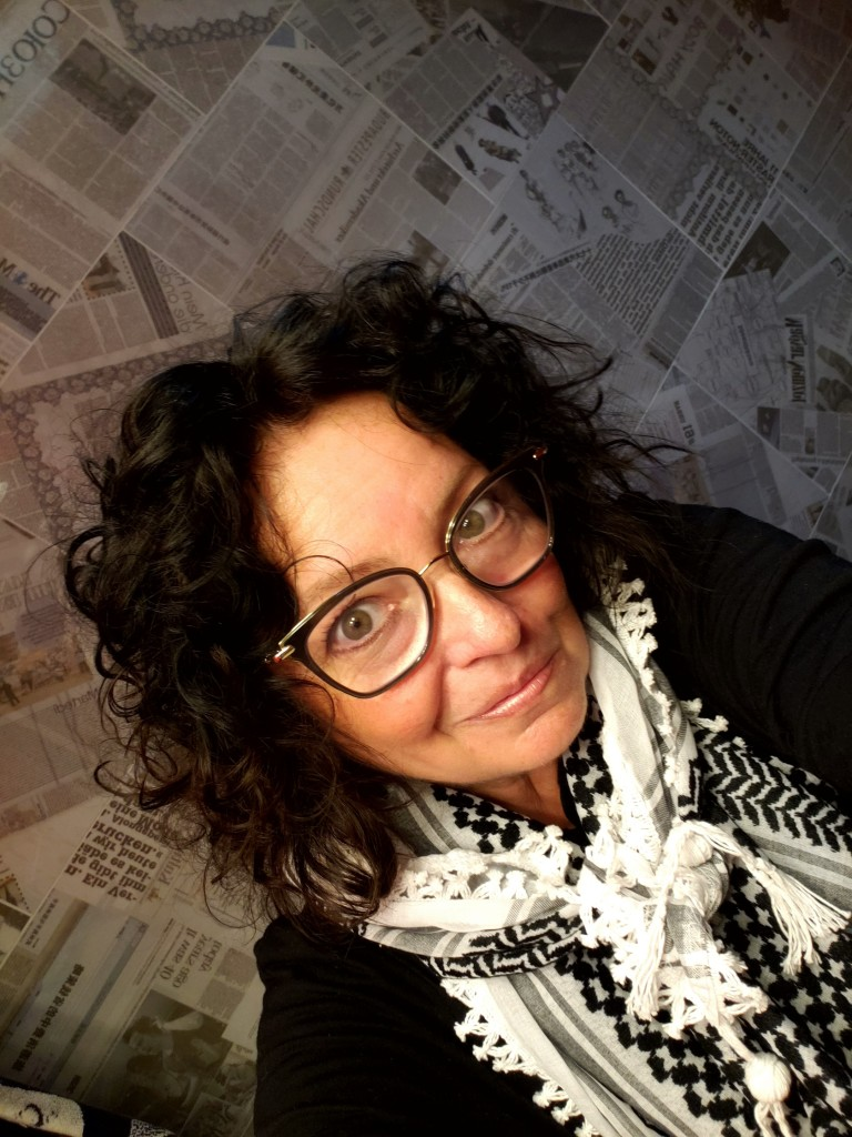 Kirsten Koza for Sark bio