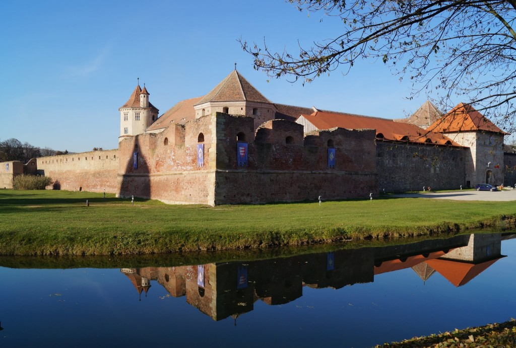 Fagaras Fortress. (photo by Kirsten Koza)
